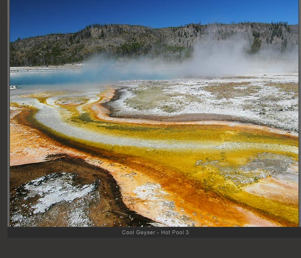 Cool Geyser Hot Pool 3