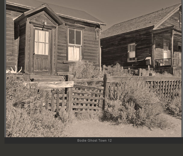 Bodie Ghost Town 12