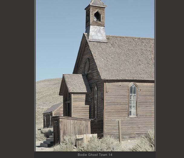Bodie Ghost Town 14