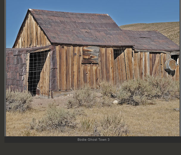 Bodie Ghost Town 3