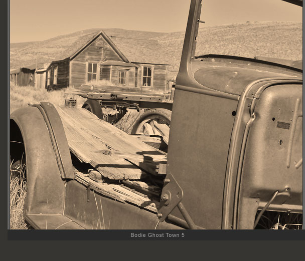 Bodie Ghost Town 5