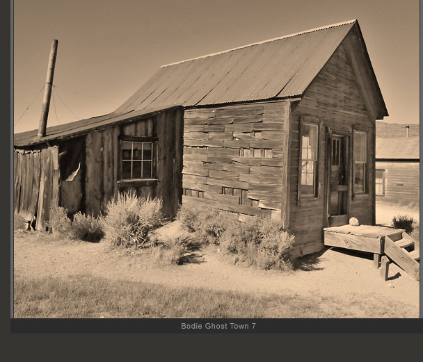 Bodie Ghost Town 7