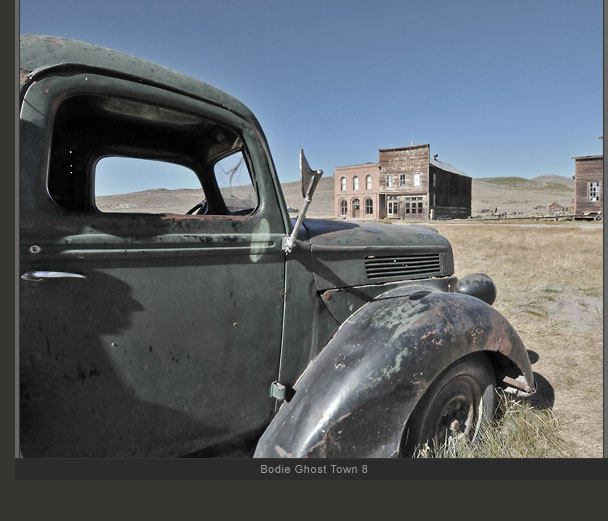 Bodie Ghost Town 8