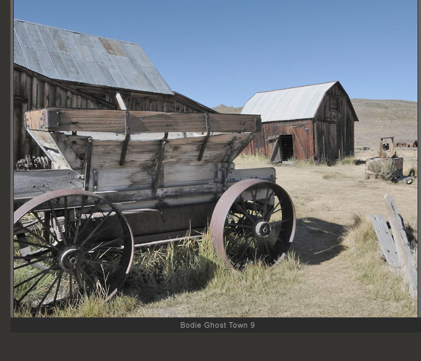 Bodie Ghost Town 9