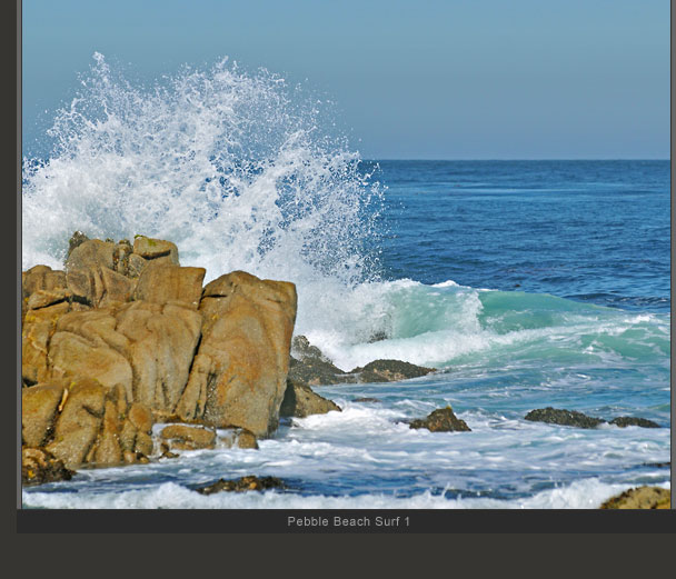 Pebble Beach Surf 1
